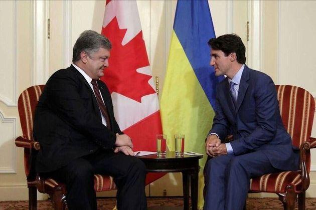 اوکراین و کانادا به دنبال گسترش همکاری دفاعی و نظامی