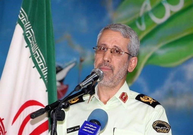 سارقان طلافروشی اصفهان دستگیر شدند