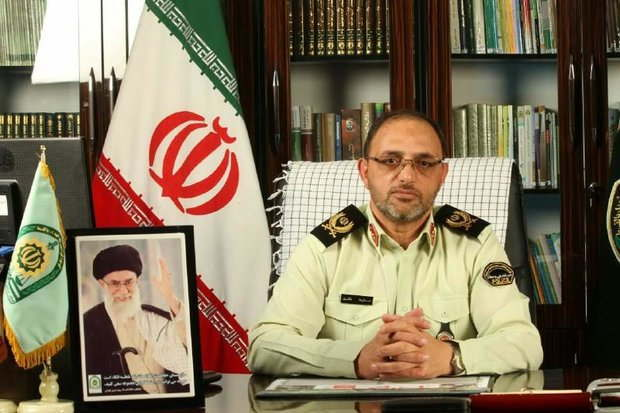 پلیس شرق استان تهران در مبارزه با قاچاق کالا در کشور رتبه سوم را کسب کرده است