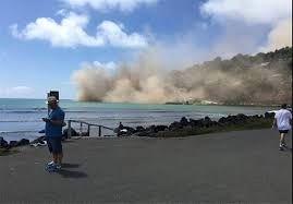 وقوع زمین لرزه ۷٫۱ ریشتری در نیوزیلند