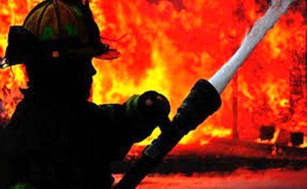 آتش سوزی  پاساژ بهار در اهواز تلفات جانی نداشت