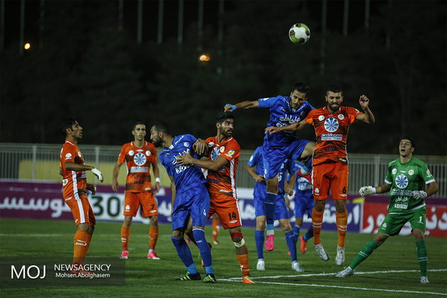 نتایج هفته پنجم لیگ برتر فوتبال ایران
