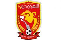 نتیجه بازی شهرخودرو و الرفاع بحرین در نیمه نخست