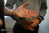 ۴ سارق حرفه ای منزل  و خودرو دستگیر شدند