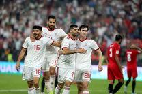 نتیجه بازی ایران و یمن/ خط و نشان ایران برای غول های آسیا