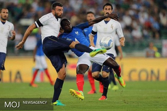 تاریخ فوتبال را در بازی ایتالیا و فرانسه دیدیم