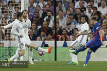 نتیجه بازی بارسلونا و رئال مادرید/ال کلاسیکو با طعم تساوی