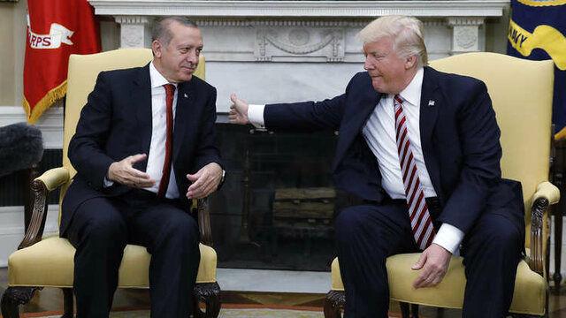 احتمال دیدار اردوغان و ترامپ به زودی