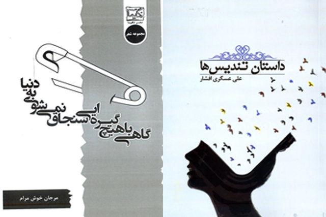 انتشار «داستان تندیسها» و یک مجموعه شعر