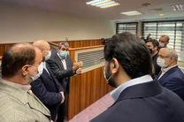 بازدید رییس مجلس از دیوان محاسبات کشور