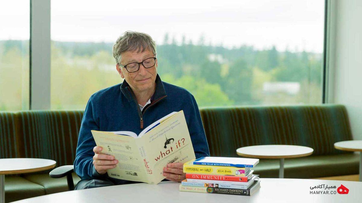 چگونه با مطالعه کتاب خوب می توانیم ثروتمند شویم؟