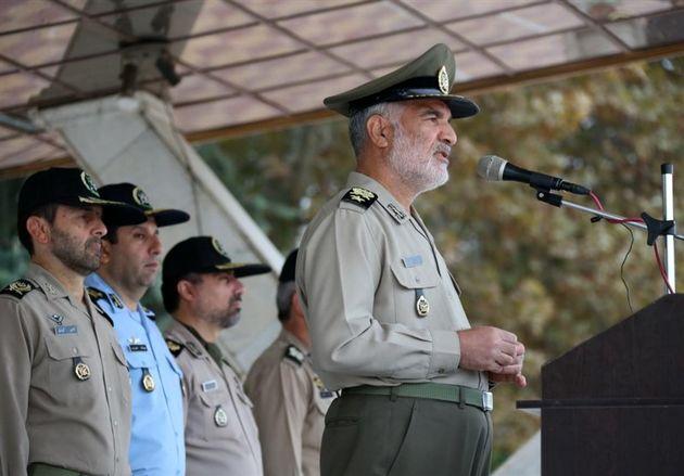 از مدال آوران مسابقات نظامی ۲۰۱۷ روسیه تقدیر شد