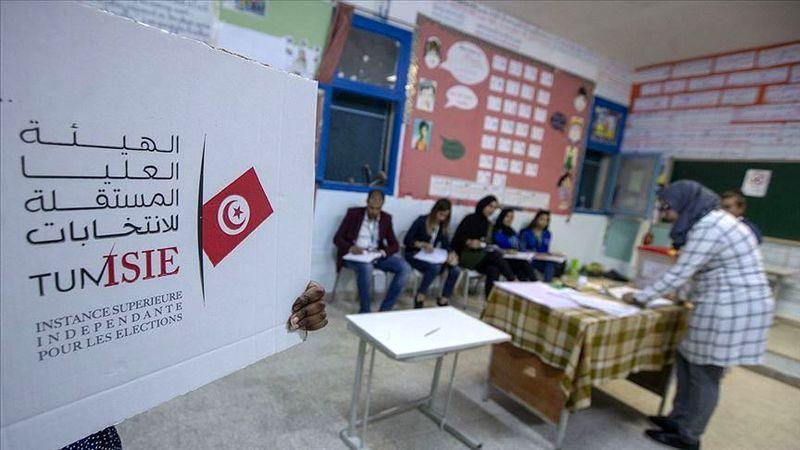 جنبش النهضه در صدر انتخابات پارلمانی تونس قرار دارد