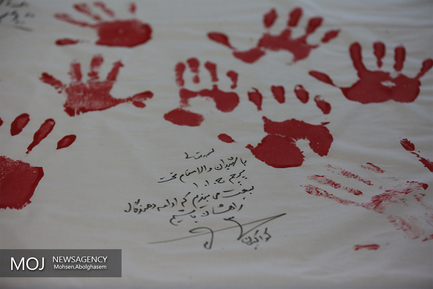 رونمایی از تندیس یادبود شهید لشکری