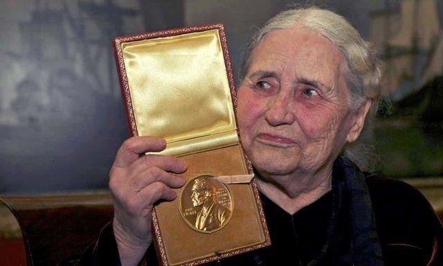 حراج مدال نوبل دوریس لسینگ