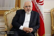 ظریف عازم تهران شد