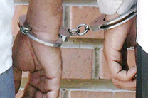 دستگیری سارق منزل هنگام فرار