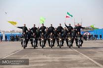 رزمایش زمستانی نیروهای امدادی و خدماتی تهران بزرگ