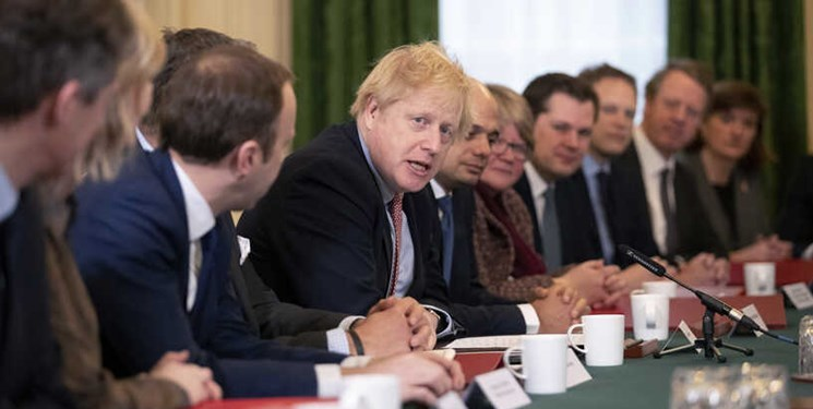 تعدادی از وزرای کابینه دولت انگلیس برکنار شدند