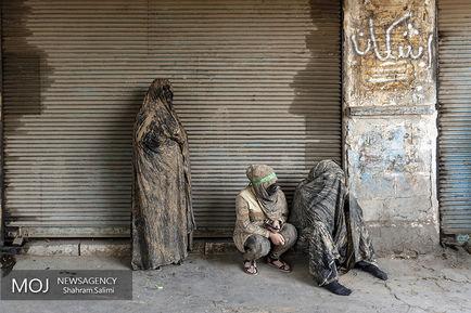عزاداری عاشورای حسینی در خرم آباد