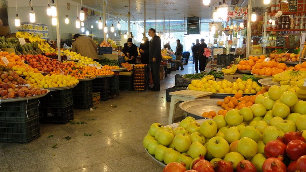 افزایش ساعت کاری میادین میوه و ترهبار / عرضه میوه 40 درصد ارزانتر از میانگین قیمت سطح شهر