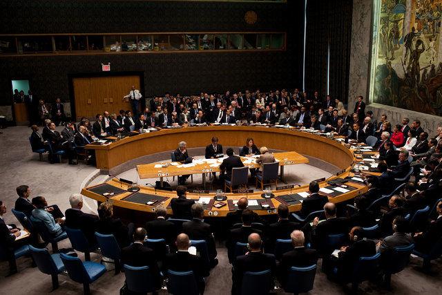 آمریکا قطعنامه شورای امنیت سازمان ملل را وتو کرد