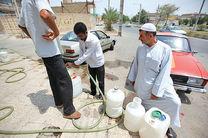 بحران آب در خرمشهر و آبادان