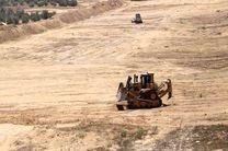 تکمیل مقدمات ایجاد منطقه حائل در مرز بین غزه و مصر