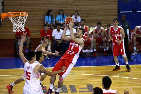 جوانان بسکتبالیست بامداد پنجشبه راهی مصر میشوند