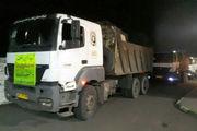 اعزام 5 دستگاه کمپرسی به مناطق زلزله زده غرب کشور