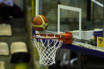 رقابت های بسکتبال لیگ جوانان کشور در سنندج برگزار می شود