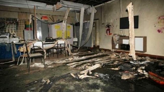 آتشسوزی عمدی در برزیل جان چند کودک را گرفت