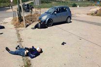 شهادت 2 فلسطینی به ضرب گلوله صهیونیستها