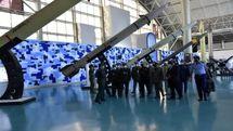 بازدید هیئت پاکستانی از نمایشگاه دستاوردهای هوا فضای سپاه