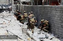 انبار تسهیلات داعش در الانبار کشف شد