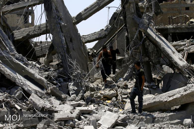 آمار میزان افراد دچار نقص عضو شده در جریان جنگ عیه داعش در موصل اعلام شد