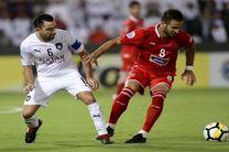 پخش زنده بازی السد و پرسپولیس از شبکه ورزش