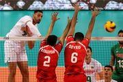 برگزاری مسابقات چهارجانبه والیبال با عنوان جام چهل بهار در اردبیل