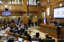 قهر خلیل آبادی در جلسه امروز شورای شهر