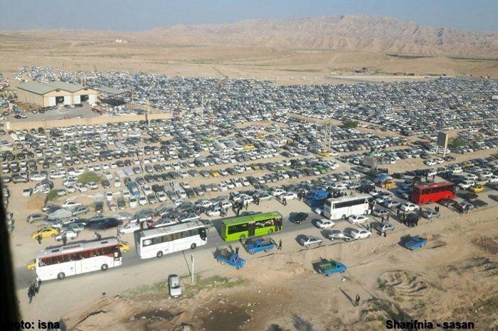 ایجاد400 هکتار پارکینگ در مرزهایچهارگانه غرب کشور