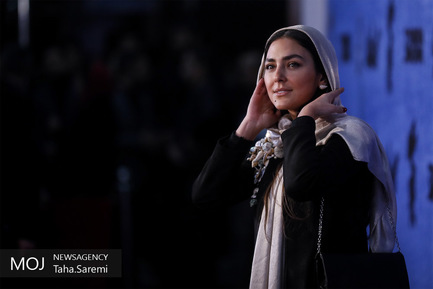 پنجمین روز سی و هفتمین جشنواره فیلم فجر//هدی زین العابدین