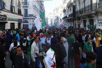 مردم الجزایر خواستار برکناری تمامی افراد منتصب به بوتفلیقه شدند