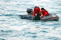 نجات 6 سرنشین قایق صیادی سانحه دیده در آبهای دریای عمان