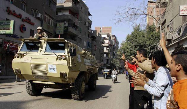 سه تروریست تکفیری در سینا طی عملیات نظامیان مصر به هلاکت رسیدن