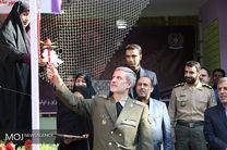 آغاز سال تحصیلی با حضور وزیر دفاع در دبستان شهید رحمانی