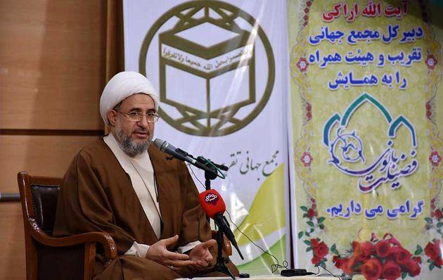 در جوامع غیر اسلامی و غربی فساد و تعرض نهادینه شده است