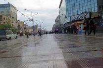 باران در شب گذشته حدود 3.5 میلی متر در اهواز بارید