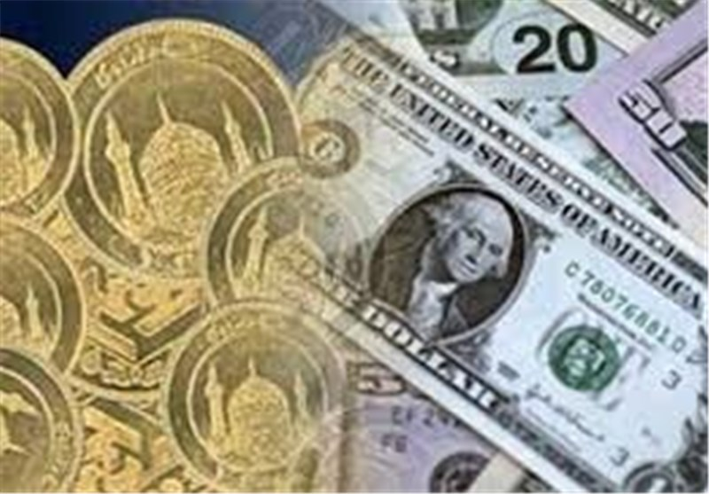 قیمت های امروز دلار و سکه در بازار آزاد