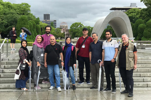 برگزاری ششمین جشنواره فیلم صلح و دوستی ایران و هیروشیما