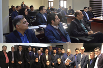 برگزاری دوره آموزشی آشنایی با بازاریابی و فروش محصولات بانکداری دیجیتال در بانک ایران زمین